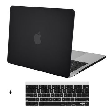 Mosiso Rubberized Plastic Hard Case for MacBook Pro 13 15 with retina display 12 inch Laptop Protective Shell Cover