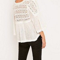 Free People Carry Me Away Top - Urban Outfitters