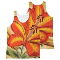 floral 65 All-Over-Print tank top