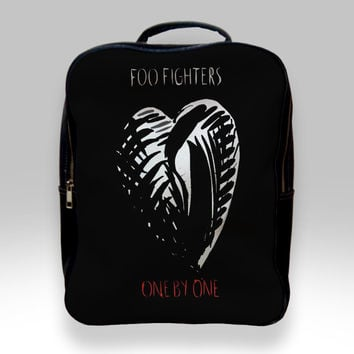 Backpack for Student - Foo Fighters One by One Bags
