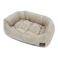 Napper Dog Bed — Tuscany Champagne