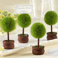 Topiary Place Card Holder (Set of 4)