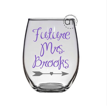 Engagement Gift, Bride to be Gift, Proposal Gift,  Wedding Bride Wife, Bridal Shower Gift, Future Mrs.