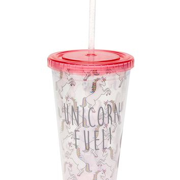Unicorn Fuel Tumbler Cup