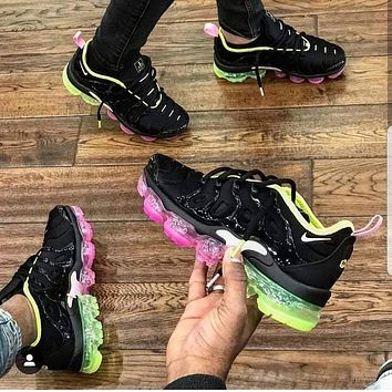 Nike Air VaporMax Plus Tide brand atmospheric cushion personality wild sports shoes