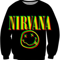Trippy Nirvana Sweatshirt