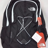 The North Face Womens Jester TNF Black Origin Blue Backpack Daybag