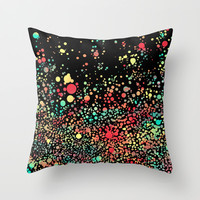 Creative people Throw Pillow by DizzyNicky