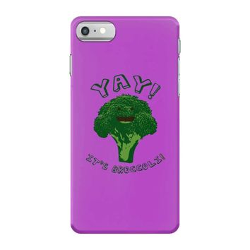 one cheer for broccoli iPhone 7 Case