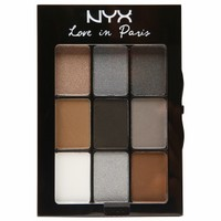 NYX Love In Paris Eye Shadow Palette, A La Mode