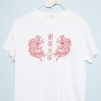 Calvin Koi Fish Top - Prints - Graphics