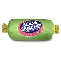 "Sweet Thang Apple Jolly Rancher 19"" Microbead Pillow"