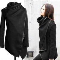Winter Woolen Overcoat Trench Coat