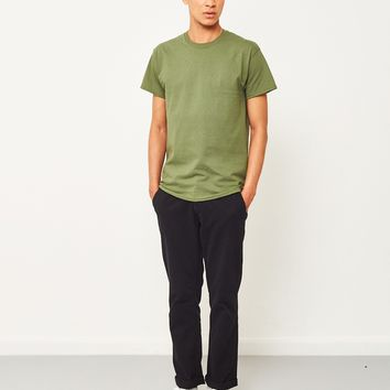 The Idle Man Classic T-Shirt Green