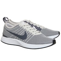 Nike Dualtone Racer Light Bone White Black - Hers trainers