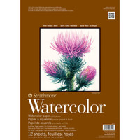 Strathmore® 400 Series Watercolor Pad