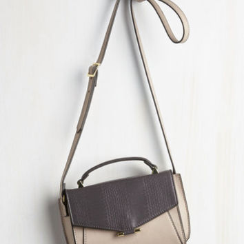 Minimal Crosstown Chic Bag by ModCloth