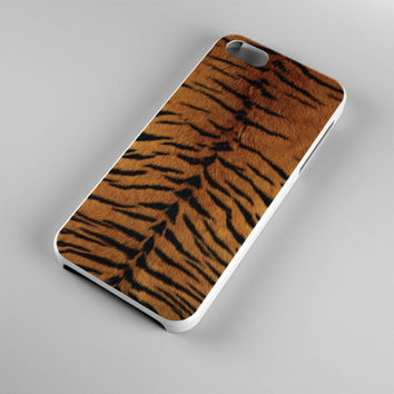 DS279-iPhone Case - Iphone 5 case-Iphone 5s case - Iphone 4 case - Iphone 4s case - Iphone Cover -Animal Print Tiger iPhone Case