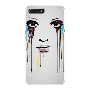 watercolor eyes iPhone 7 Plus Case