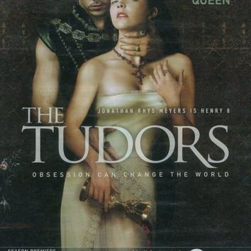 The Tudors 27x40 TV Poster (2007)