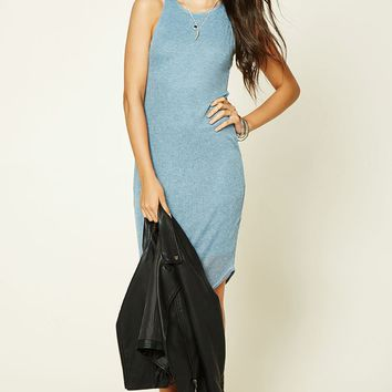 Contemporary Dolphin Hem Dress