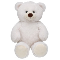 Lil' Almond Cub - Stuffed Teddy Bear