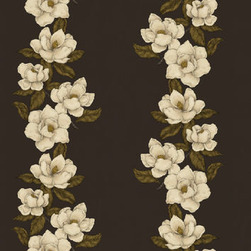 Jessica Roux's Magnolias Pattern Removable Wallpaper