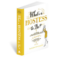 What's a Hostess to Do?, Non-Fiction Books
