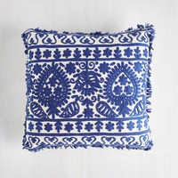 Boho Cushion the Glow Pillow by Karma Living from ModCloth