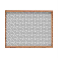 Caroline Okun Cinereal Rectangular Tray