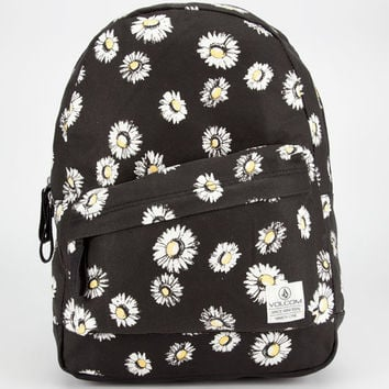 ecfb9ba82ad Volcom Supply   Demand Backpack Black One Size For Women 19653310001