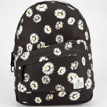 Volcom Supply & Demand Backpack Black One Size For Women 19653310001