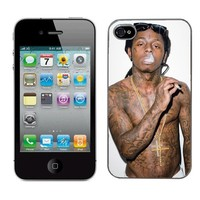 Lil Little Wayne Case Fits Iphone 4 & 4s Cover Hard Protective Skin 1 for Apple I Phone