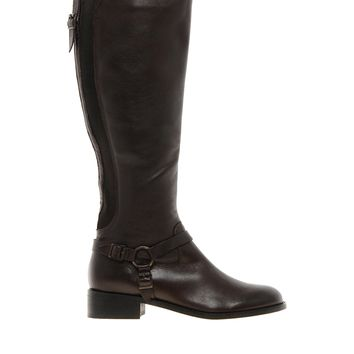 Carvela Leather Petra Boots -