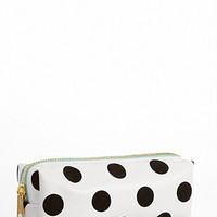 Polka Dot Cosmetic Pouch