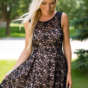 Moments like These Lace Dress
