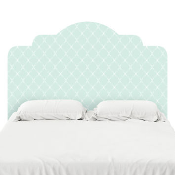 Robin's Egg Headboard Decal