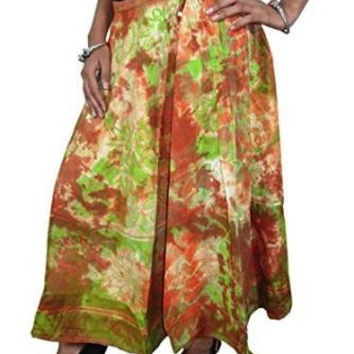Women's Skirts Vintage Style Long Skirt Tie Dye