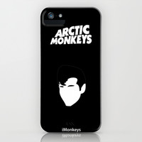 Coque iPhone - Arctic Monkeys iPhone & iPod Case by thedeparturelounge