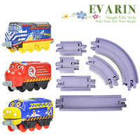 Set Of 3 Chuggington Character Classic Toy Train Track Die Cast Child Collect