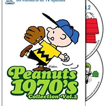 Various - Peanuts: 1970's Collection - Volume 2 (Be My Valentine Charlie Brown / You're a Good Sport / It's Arbor Day / What a Nightmare / It's Your First Kiss / You're the Greatest)