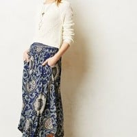 Lucerna Maxi Skirt by Lilka Blue Motif L Skirts