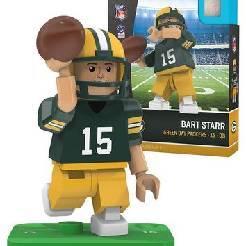 Bart Starr : Green Bay Packers Legend | OYO Sports | Minifigures & Buildables