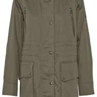 Belstaff - Fadden coated cotton parka