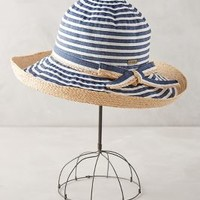 Phoebe Sun Hat by Anthropologie in Blue Size: All Hats