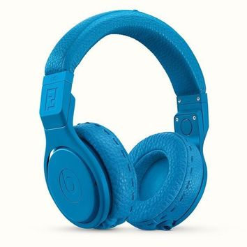 True Blue FENDI x Beats By Dre Headphones