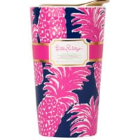 Lilly Pulitzer Travel Mug-Flamenco
