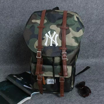 Sports Hot Deal On Sale Camouflage Travel Couple Backpack Baseball [6332335172]