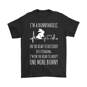 PEAP3CR I'm A Bunnyaholic One More Bunny Shirts