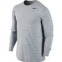 Nike Men's Dri-FIT Touch Long Sleeve Shirt